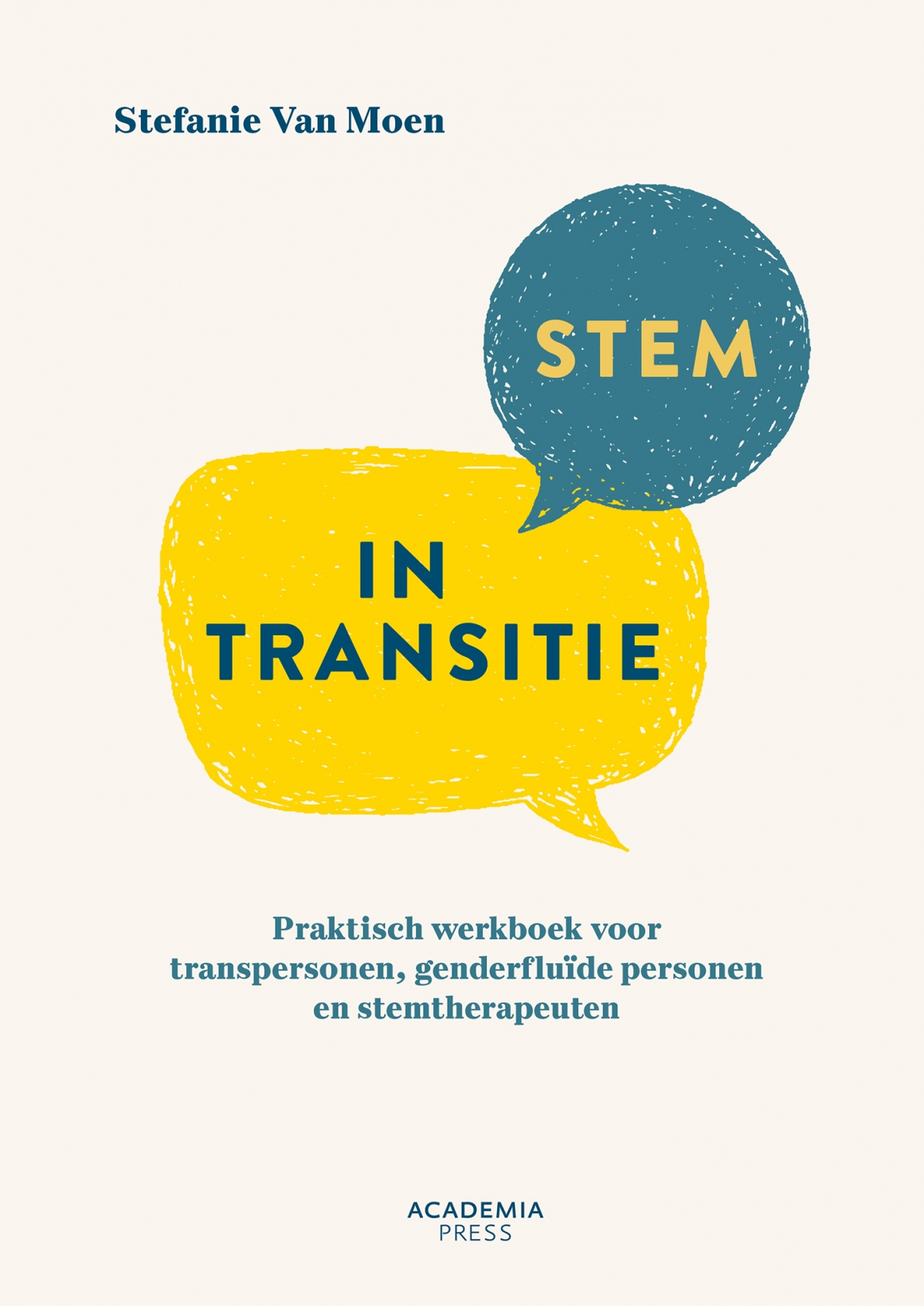 Boekcover 'Stem in transitie'