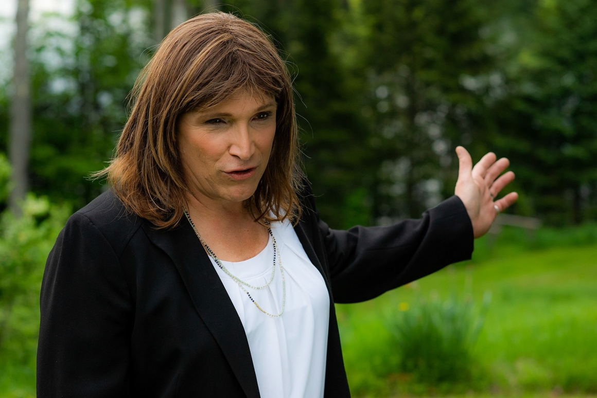 Christine Hallquist,