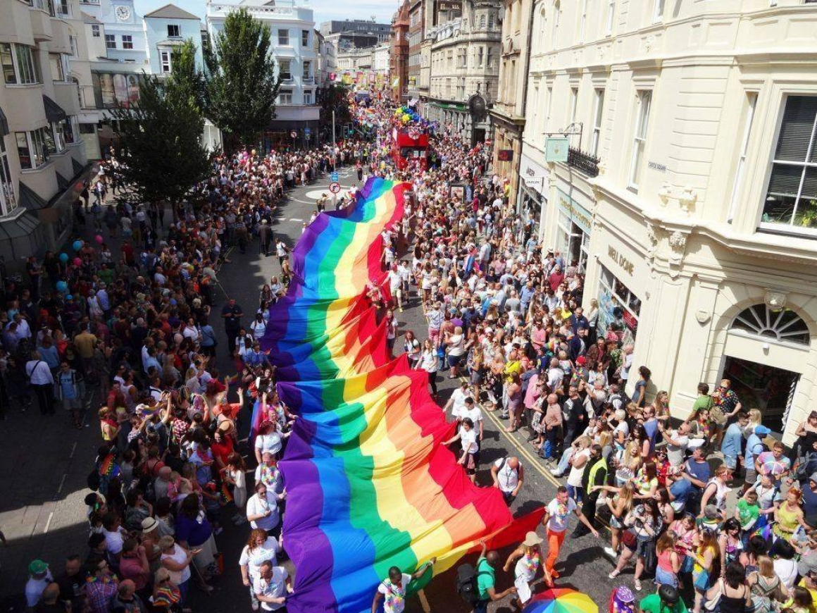 Brighton and Hove Pride 2018