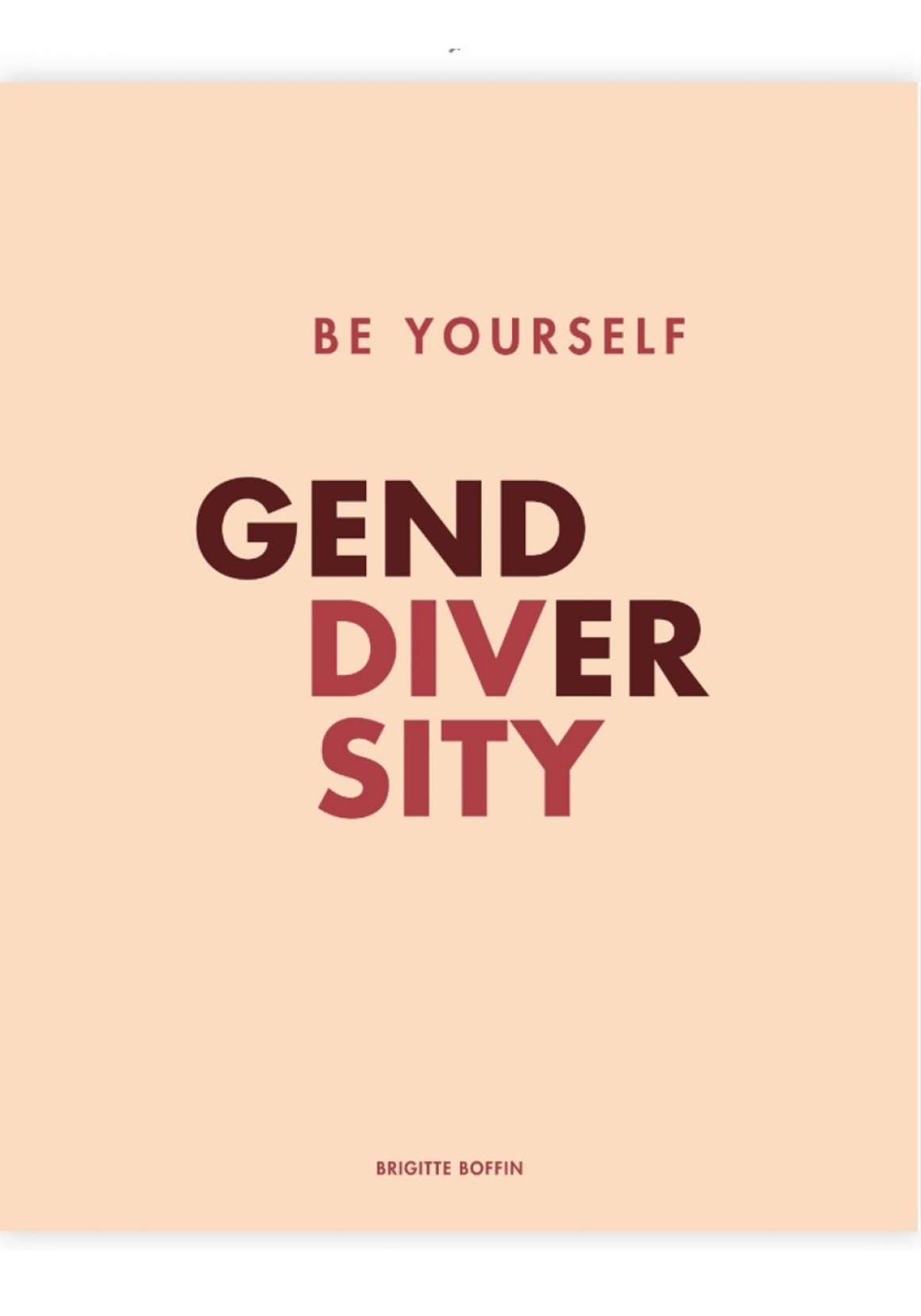 Gender Diversity Brigitte Boffin cover