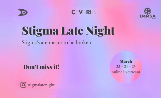 Logo Stigma Late Night