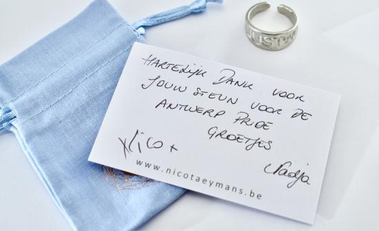 Ring Nico Taeymans