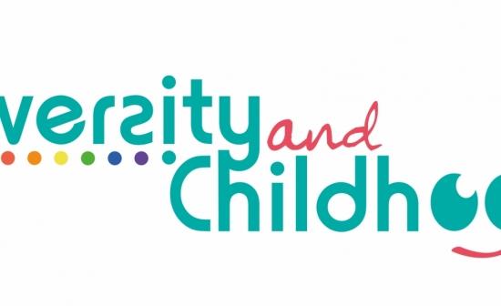 logo project çavaria: Diversity and Childhood