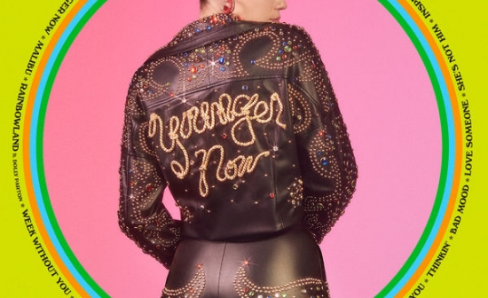 Cover 'Younger Now'