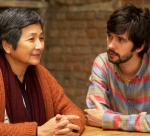 Pei-Pei Cheng (links) en Ben Whishaw (rechts) in 'Lilting'