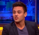 Tom Daley 'sport habillé'